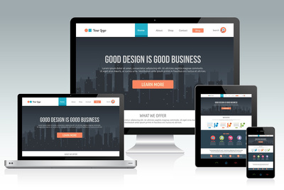 Design clean responsive WordPress website