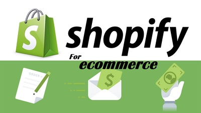 Build a Responsive Shopify Ecommerce Website with PREMIUM design