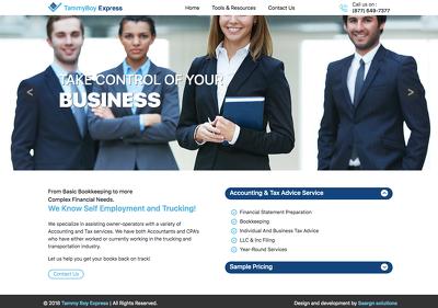 Create wordpress website design or blog