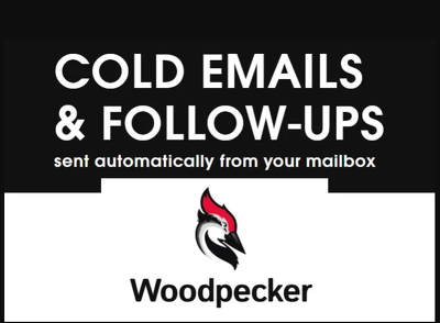 Setup your woodpecker account for cold email outreach