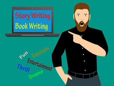 Write 3000 words books and short stories on any topic