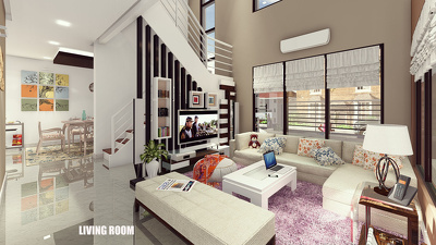 Deliver a room interior design and 3d rendering in 3 days