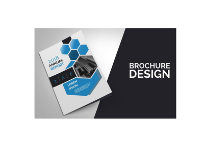 Design brochure / catalogue/ Letterhead with unlimited revisions