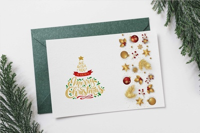 Amazing  christms card and Invitation card for you...