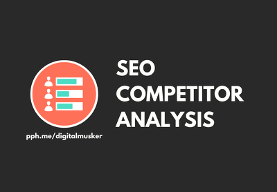 SEO Competitor Analysis For Google Ranking
