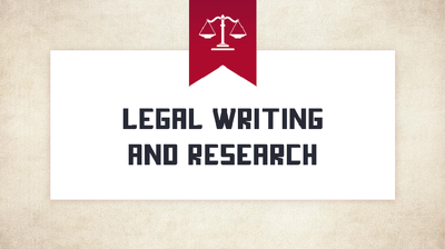Write legal content for your law website