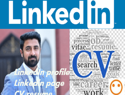 Create  your LinkedIn profile and Business page and resume