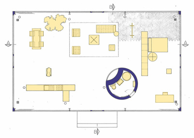 Design your architectural floor plan