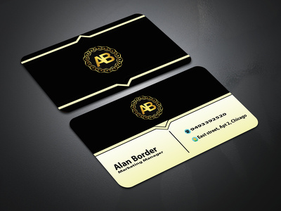 Design a perfect business card for you