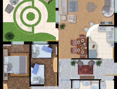 Design Villa&House  Planned