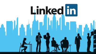 Create LinkedIn profile and business page