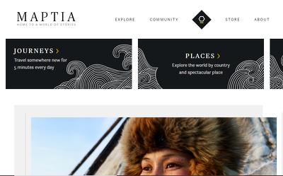 Publish an article on travel site Maptia. com DA-50 Dofollow