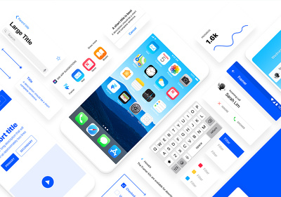 Design amazing UI for iOS, Android, webapp or any platform