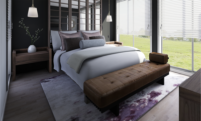 Provide photo realistic renderings for interior spaces