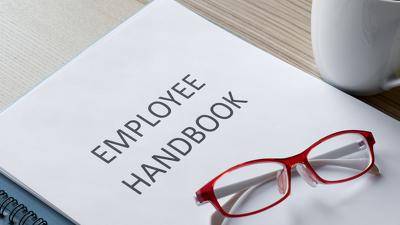 Create your branded Employee Handbook.