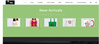 Create e-commerce business websites on wordPress