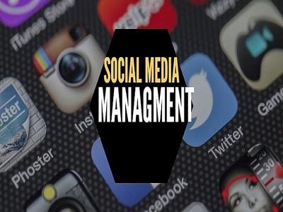 Do  social media management