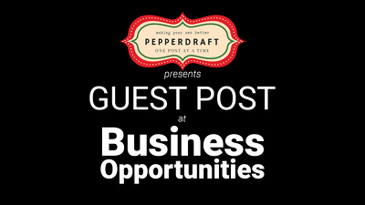 write & publish an article on Business-Opportunities.biz