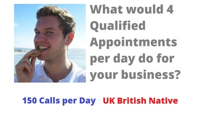Appointment Setting, Lead Generation