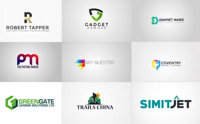 Design a professional 3 high quality logo concepts