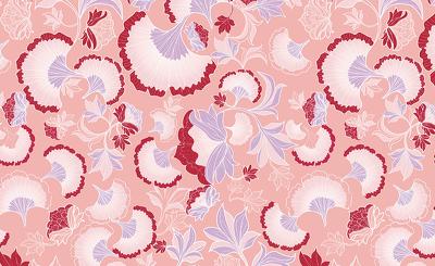 Create a seamless print design artwork