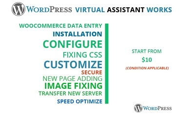 Be your Website Virtual Assistant