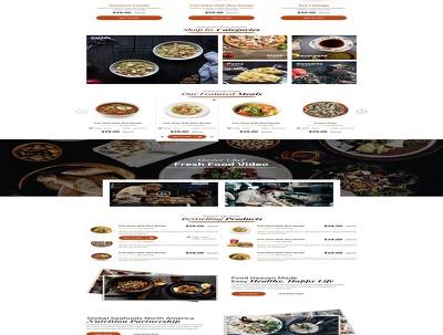 Be website designer and developer with wordpress, php, HTML5