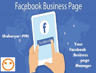 Create and manage your Facebook business page & Shop
