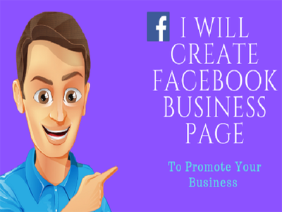 Create Facebook Business Page and brand page