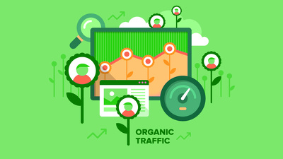 drive low bounce rate country keyword targeted organic traffic