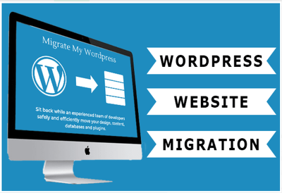 migrate your website to new hosting/domain