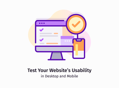 Analyze your website's usability in desktop and mobile devices