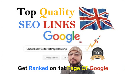 Top Quality UK Links for Local Business to Rank No 1 in Google