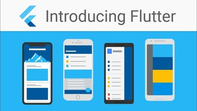 I will develop android and IOS app using flutter