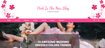 Publish a Guest Post on pinkisthenewblog.com - DA64