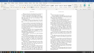Ghostwrite a short story