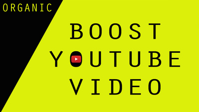 Promote your youtube video among 200K Real Audience