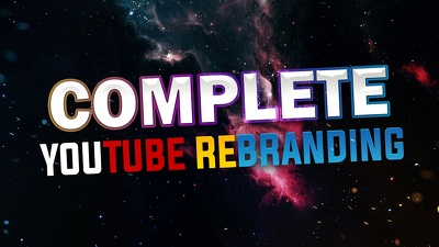 Boost your YouTube channel completely