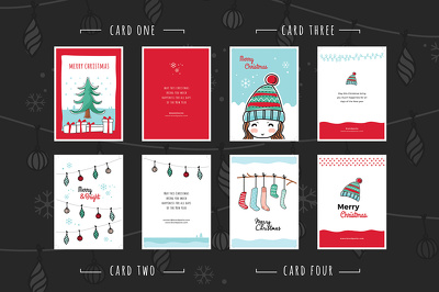 Do a Christmas Greetings Card/ Logo and Poster Design