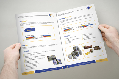 Design an outstanding Tri Fold Brochure (6 sides)