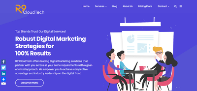 Premium WordPress Website