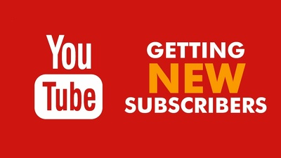 Provide Actual and Real 200 YouTube Subscribers to your Channel
