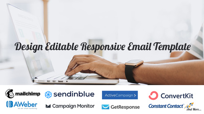 Design Responsive HTML Email Newsletter Template