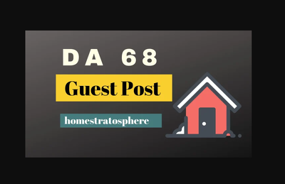 home improvement guest post on DA 68 DR 65|dofollow backlink