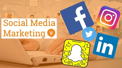 Do social media marketing for all platforms