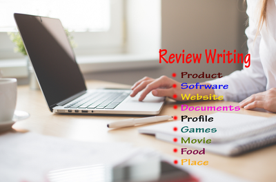 Write 500 words review on any topic