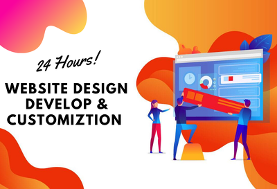 Design Redesign and Customization Your DIVI WordPress Website