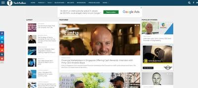 Guest post on Techbullion.com tech buisness website - DA 50