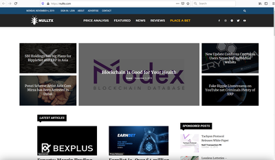 Submit A Cryptocurrency Guest Post on Nulltx, Nulltx.com - DA 54