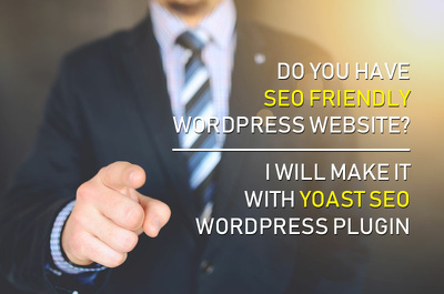 Install & configure Yoast SEO to your WordPress website